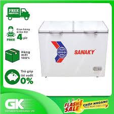 TRẢ GÓP 0% - Tủ đông Sanaky VH-225A2- Bảo hành 12 tháng giá rẻ 4.490.000₫