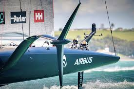Airbus-American Magic 2021 Americas Cup ...