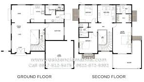 two y residential building complete plan floor plan for two y house in the homes zone two y residential building complete plan