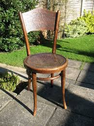 rare original vintage antique thonet bentwood chair vienna 1900 s
