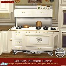 Country Kitchen Stoves ...