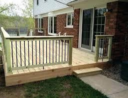 simple wood patio designs. Exellent Designs Deck  With Simple Wood Patio Designs