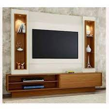 wooden tv wall unit rs 46500 piece