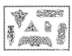 кельтские татуировки значение фото
