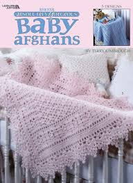 Baby Afghan Patterns Interesting Amazon LEISURE ARTS Absolutely Gorgeous Book 48 Baby Afghans 48