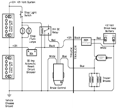 dc wiring diagram car dc to dc converter circuit output v to v volt battery wiring diagram annavernon diagram installing electric brake controls on 24 volt vehicles etrailer com
