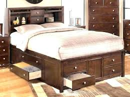 full size bed with storage underneath. Exellent Full Full Size Storage Bed Frame With Headboard Twin  Awesome  Intended Full Size Bed With Storage Underneath E