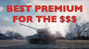 Wot Best Premium Tank For The Money Contest Winners World Of Tanks
