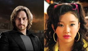 The 2016 superhero film sparked criticism from. X Men Apocalypse S James Mcavoy Talks Jubilee S Powers