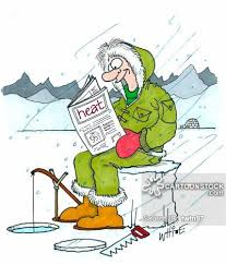 Image result for funny ice fishing