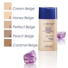 get ations lumene double stay mineral makeup for oily bination skin 3 perfect beige 1