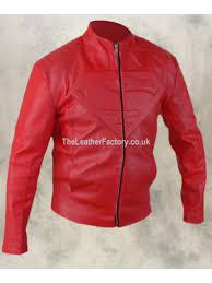 smallville superman celebrity replica leather jacket