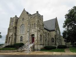 The Stone Church in Independence, Missouri.