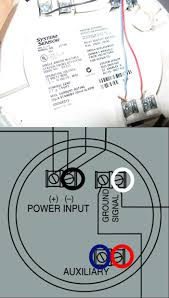 electrical need help with correct wiring when replacing a apollo smoke detector wiring diagram old smoke detector wiring