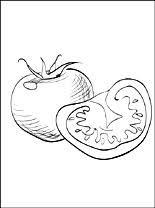 Fruit En Groenten Gratis Kleurplaten Pagina 5