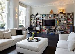 Bookshelves Living Room Adorable 48 Interesting Ways To Add Bookshelves In The Living Room Home