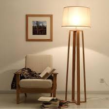 standing lamps for living room. Floor Standing Lamps For Living Room Quality Wood Lamp O