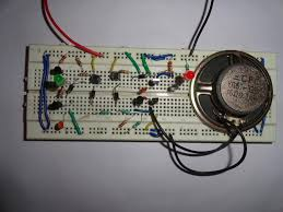 two door door bell visual indicator engineersgarage this simple circuit is based on transistor diode resistor and switches few more components