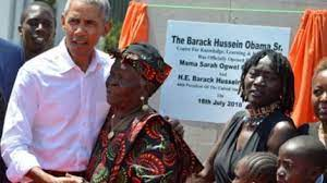 Mama Sarah: Barack Obama was born in the US – Nairobi News