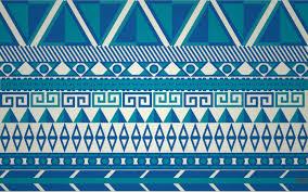 Aztec Patterns Interesting Design