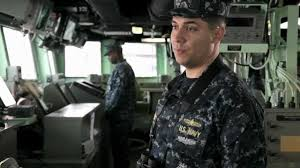 Surface Warfare Officer Lt Sean Gannon Youtube