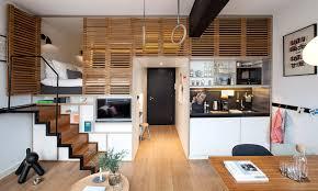 contemporary studio apartment design. Bata Ringan Type AAC Modern Small Studio Apartment Design Contemporary