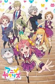 Anime Fall 2017 Chart
