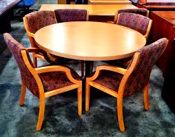 42 round table by kimball office