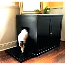 corner cat litter box furniture. Narrow Litter Box Corner Furniture Small Cat .