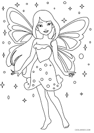 These creatures never fail to amaze both kids and adults alike by their unusual appearance and calm demeanor. Free Printable Fairy Coloring Pages For Kids