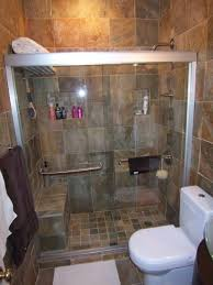 mesmerizing bathrooms look with small shower stall ideas classy decorating ideas using rectangular glass shower