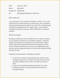 how to write an appeal letter for financial aid sap lettere