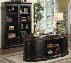 contemporary dark wood office desk. Full Size Of Desk \u0026 Workstation, Dark Wood Office Large Home I Bgbc Co Contemporary