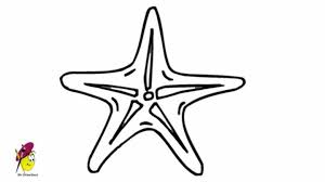 Small Picture Coloring Pages How To Draw A Sea Star Cartoon Realistic Maxvision