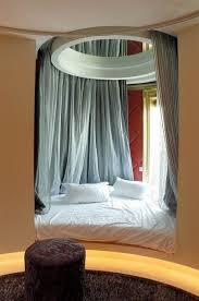 creative bedroom furniture. Round Bed Nook Via Duitang Creative Bedroom Furniture S