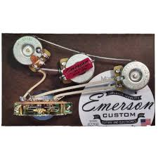 emerson custom blender 5 way strat prewired kit s5b axe and emerson custom blender 5 way strat prewired kit s5b