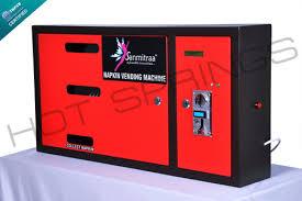 Electronic Vending Machine Amazing Electronic Napkin Vending Machine सेनेटरी नैपकिन
