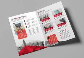 2 Fold Brochure Small A5