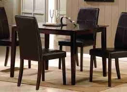 Four Dining Room Chairs Unique Inspiration Design