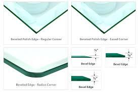 glass edge trim types plastic window automotive trimmer shelf strips glass edge trim