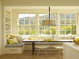 Bay Window Design Creativity Benches Trends And Table For In .