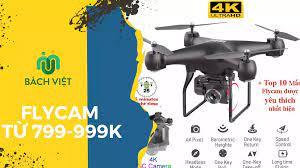 Top 4 flycam giá rẻ đáng mua năm 2021