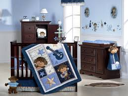 baby boy furniture nursery. modern children bedroom baby boy nautical nursery furniture combined with beautiful blanket decorated guitar blue monkeys themes brown cabinet p