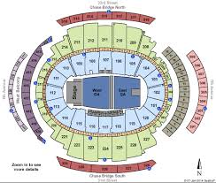 Seating Chart Msg Phish Madison Square Garden Bridge Seating Chart The Forum Seating