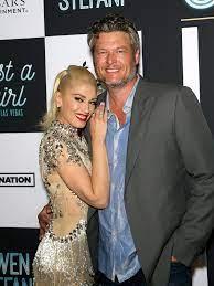 Blake Shelton and Gwen Stefani ...