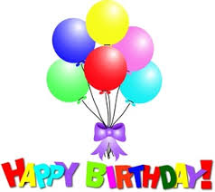 Image result for birthday clipart