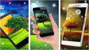 nature live wallpaper apps for android