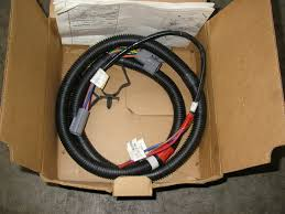 trailer hitch wiring ford bronco forum 1990 bronco trailer towing wiring kit f0tb 15a416 aa