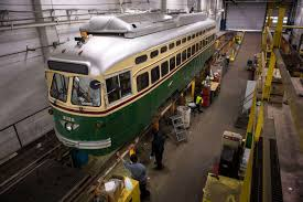 Holiday Lights Trolley Tour Philadelphia Debating Phillys Iconic Trolley System Time For An