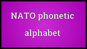 Different variations of the phonetic it was originally developed by the international civil aviation organization and subsequently adopted by nato (north atlantic treaty organisation). Nato Phonetic Alphabet Meaning Youtube